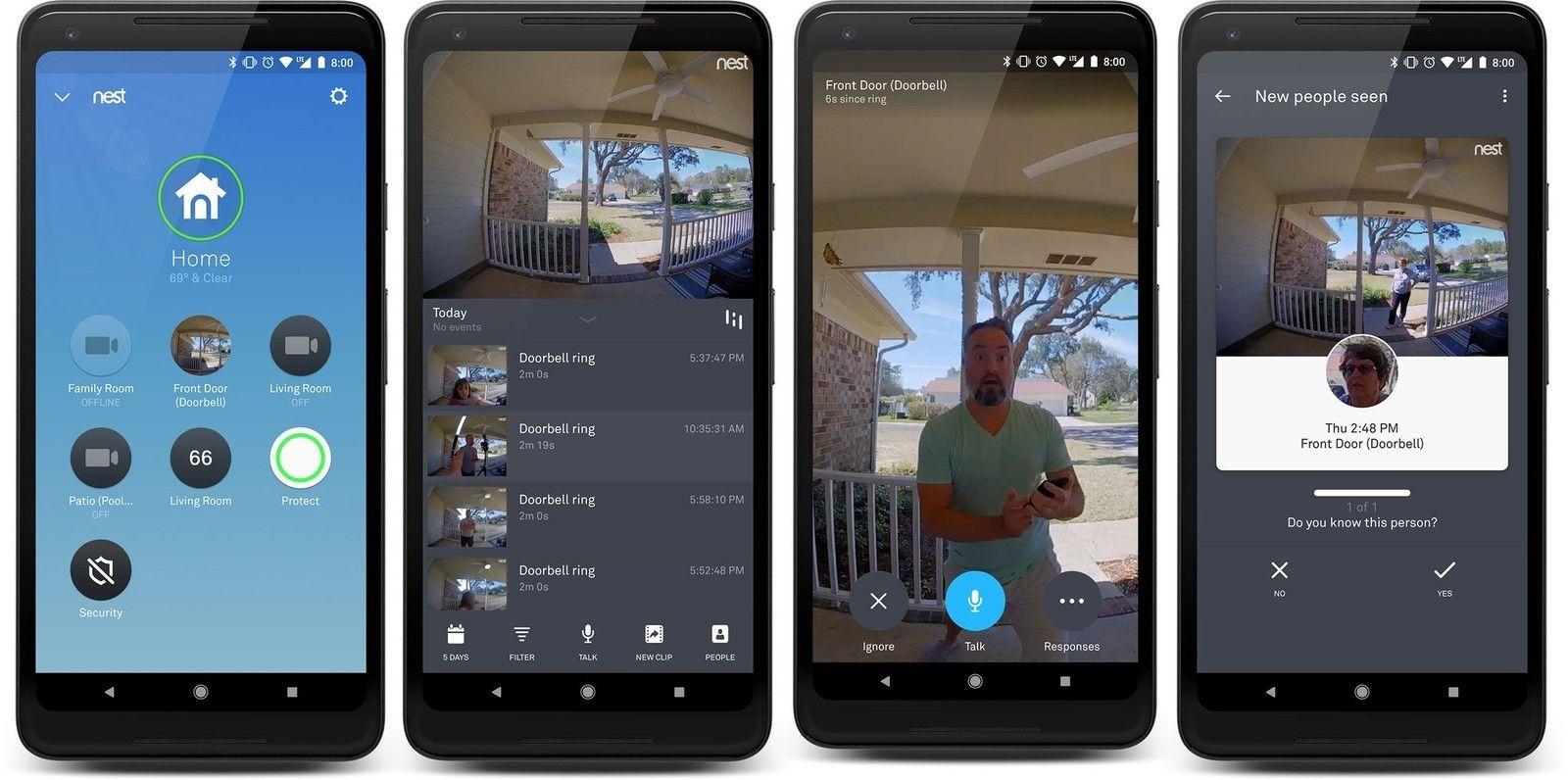 Nest Hello review The smartest doorbell Smart doorbell