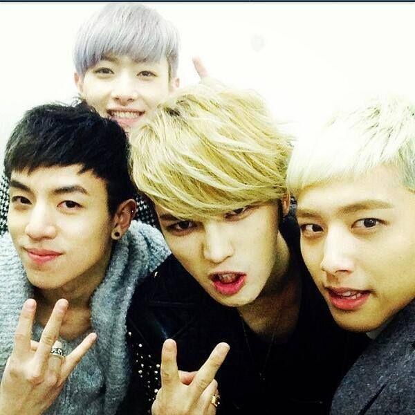 Jaejoong & C-clown's Rome, Ray e Kangjun