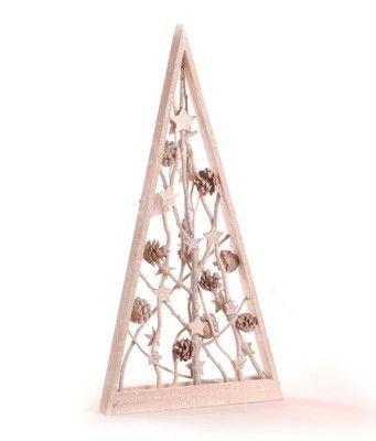 Choinka Dekoracyjna Drewniana 6613967088 Oficjalne Archiwum Allegro Eiffel Tower Dyi Eiffel