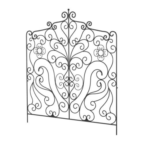 Iron Headboard From Ikea