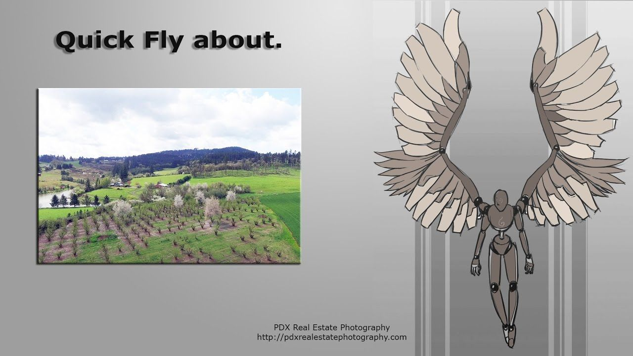 16900 OR-240, Newberg, OR - Fly About