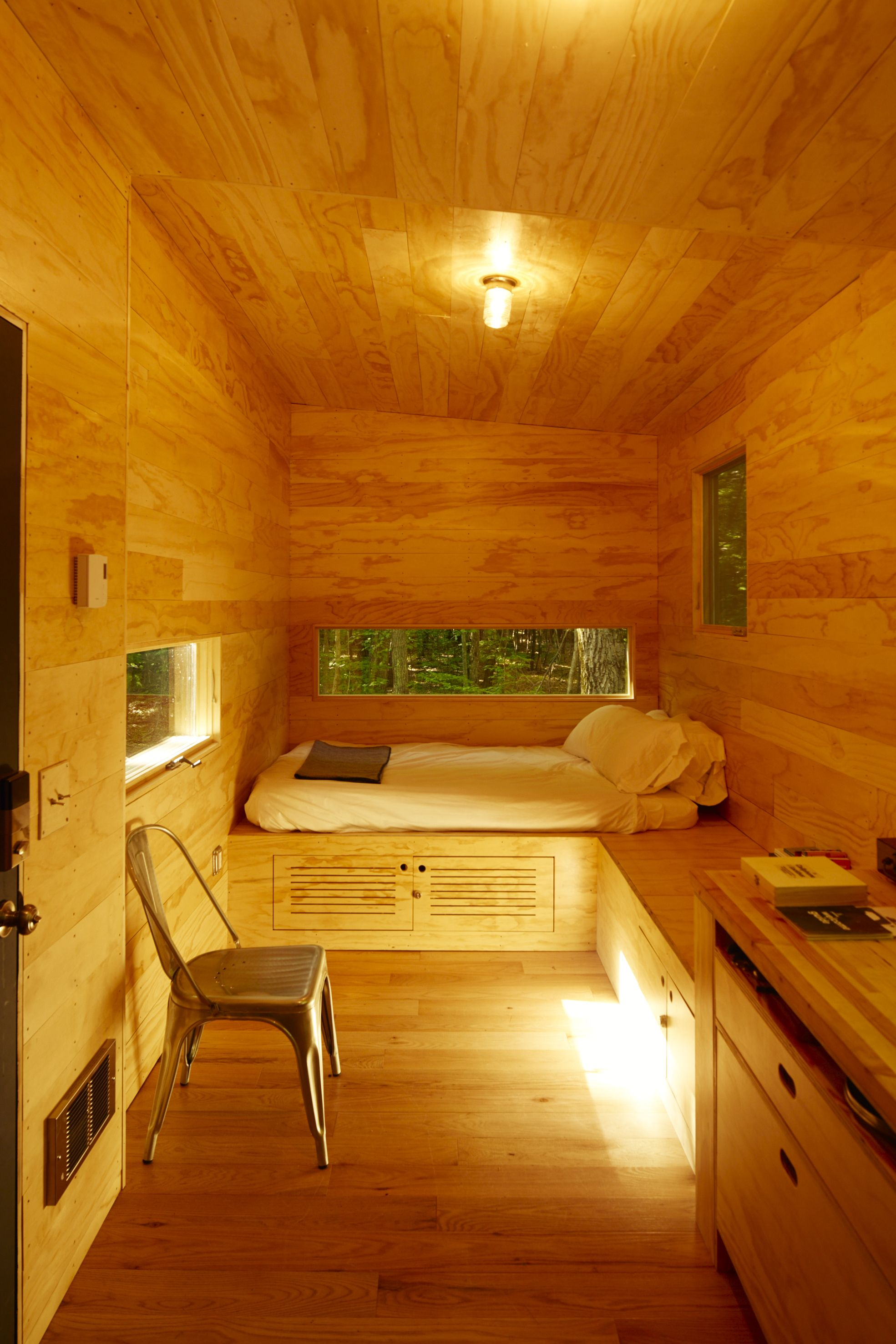 gorgeous tiny house rentals launch outside of nyc tiny house