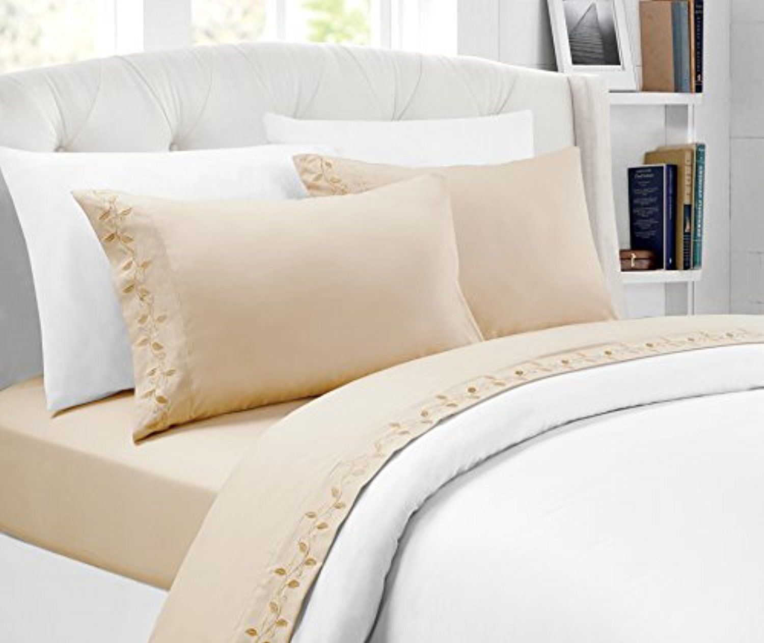 Queen Size Sheets Deep Pocket