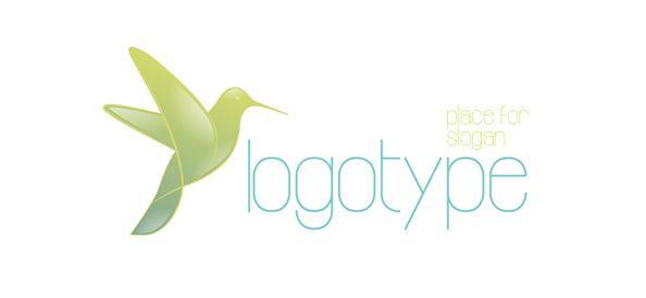 Bird Logo Vector Design for Non Profits and Charity Organizations ...
