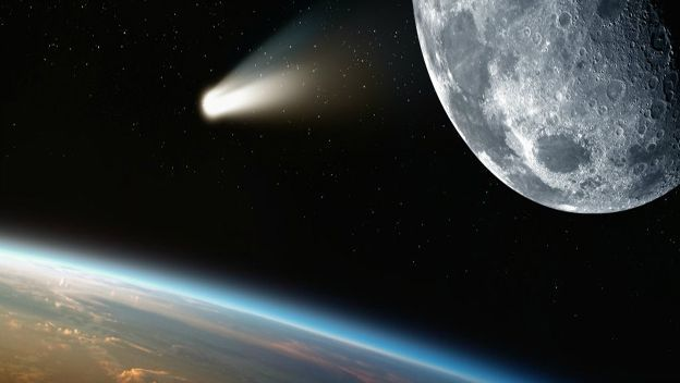 Noticias Sabor809 On Twitter Halley S Comet Earth And Space Science Space Images