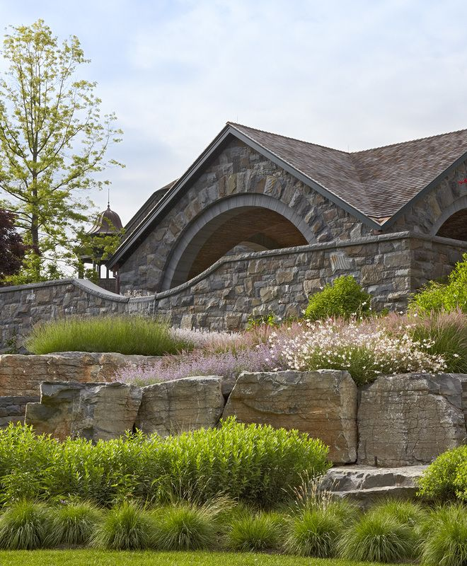 Pool, Garden, GroundsEdmund Hollander Landscape Architects | Dering Hall Design Connect In partnership with Elle Decor, House Beautiful and Veranda.