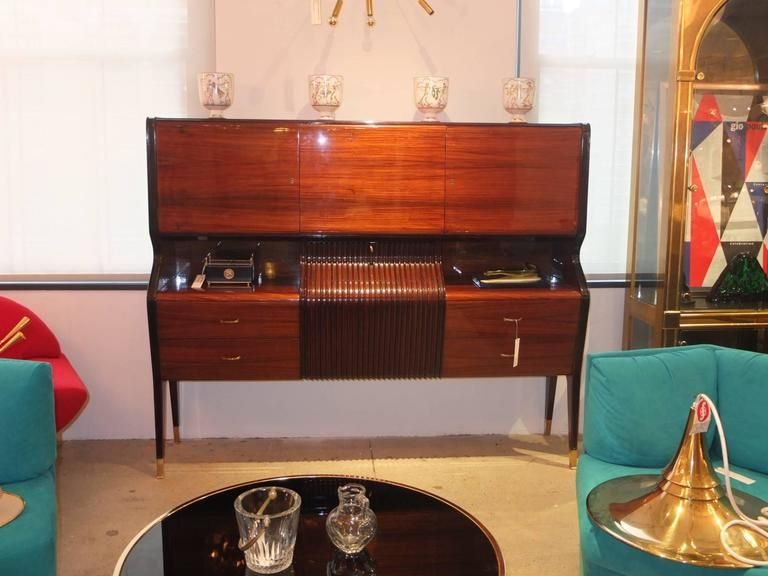 Osvaldo Borsani Bar Cabinet 1950