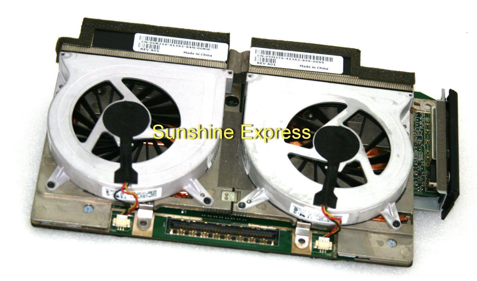 OEM Dell XPS M1730 1GB nVidia GeForce 8800M GTX SLI Video Card 86CR5