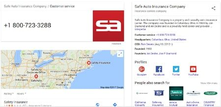 Safe Auto Phone Number >> Safe Auto Insurance Phone Number Insurance