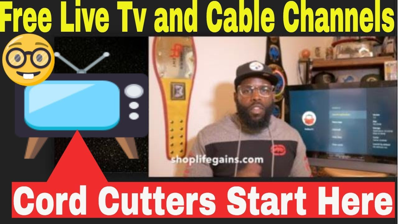 How To Get Free Cable On Firestick YouTube Youtube