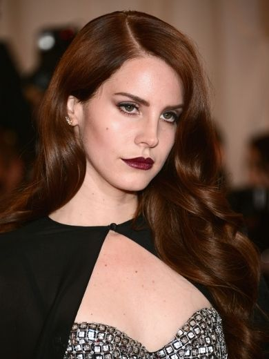 The most memorable met gala beauty looks over the years lana del lana del rey dark hair pmusecretfo Gallery