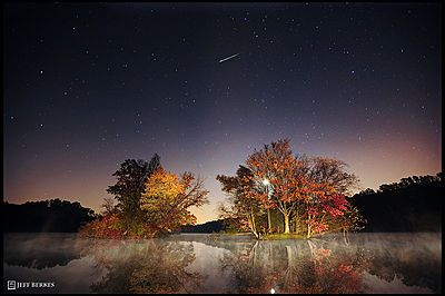 Meteor Shower Created by Halley's Comet Peaks This Week - Outdoor - AccuWeather.com