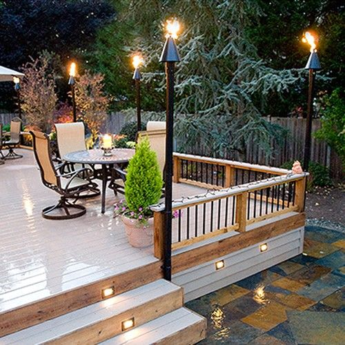 Awesome Gas Tiki Torches   Google Search