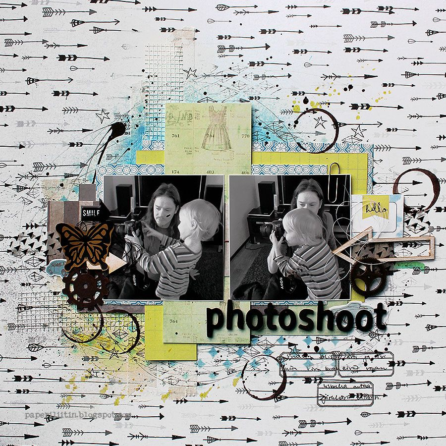 Photoshoot - Scrapbook.com