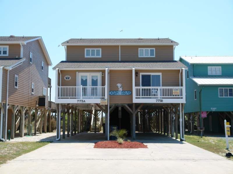 Holden Beach Vacation Rentals Real Estate Hobbs Realty Oceanfront Rentals Beach Vacation Rentals Holden Beach
