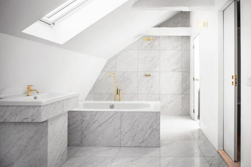 17 Best images about Bianco Carrara Marble on Pinterest | Shower ...