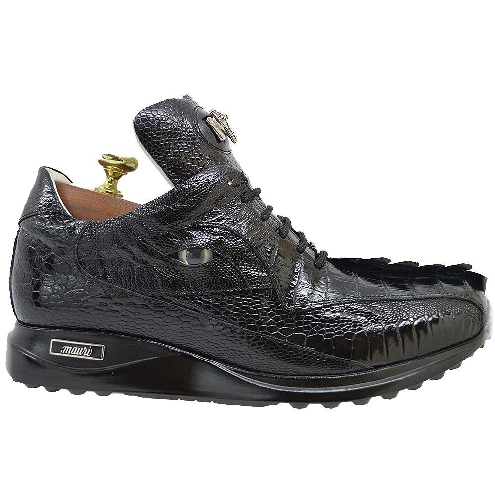 Mauri Gators Sneakers | Mauri Men's Sneakers, Exotic Crocodile Skin |  Cellini Uomo