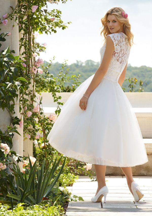 mori lee 6749 talla 8 $350.00 vestidos de novia de segunda mano de