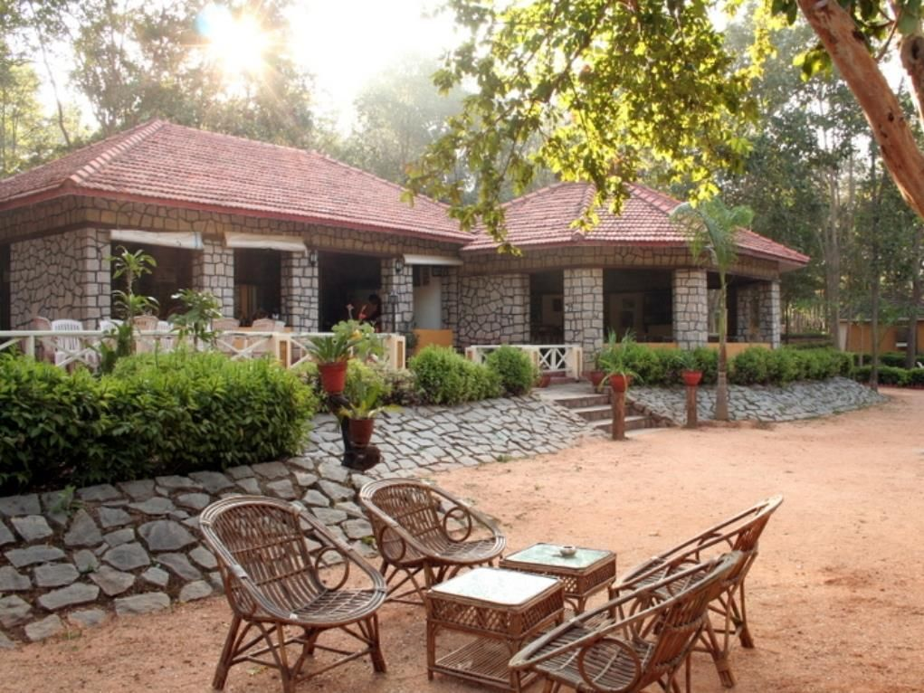 Kanha Wild Chalet Resort India, Asia The 3-star Wild Chalet Resort offers comfort and convenience whether you're on business or holiday in Kanha. Both business travelers and tourists can enjoy the hotel's facilities and services. Free Wi-Fi in all rooms, daily housekeeping, taxi service, wheelchair accessible, 24-hour front desk are just some of the facilities on offer. Some of the well-appointed guestrooms feature internet access – wireless, internet access – wireless (compli...
