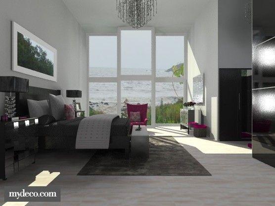 Hotel room idea