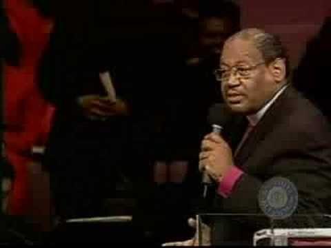 Bishop G  E  Patterson -