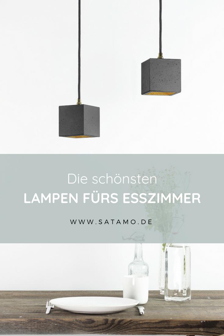 Moderne Esszimmerlampen Durfen Im Essbereich Nicht Fehlen Entdecke