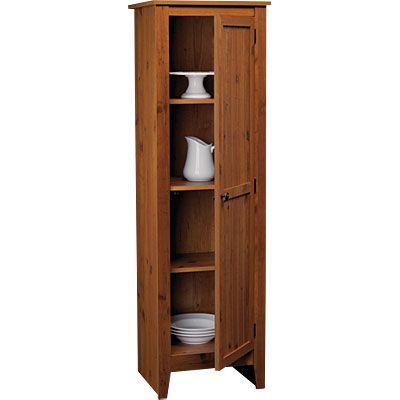 Ameriwood Single Door Storage Kitchen Pantry With Images Door