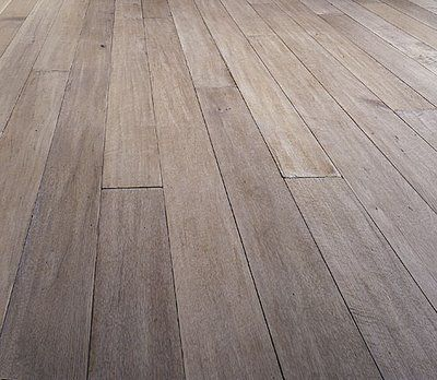 Marvelous Bleached Oak Flooring...stained In Driftwood!! Eeks! Exactly What I