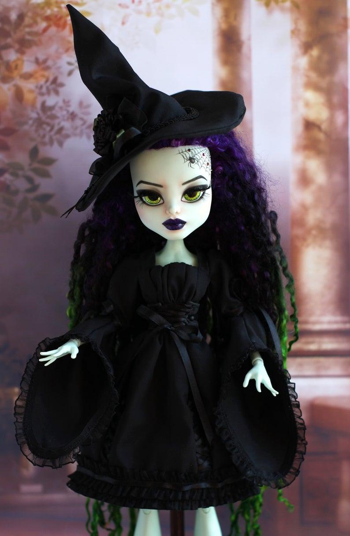 OOAK Monster High Repaint Puppe | Hexe | Frankie Stein 17 #ooakmonsterhigh OOAK Monster High Repaint Puppe Hexe Frankie Stein | Etsy #ooakmonsterhigh