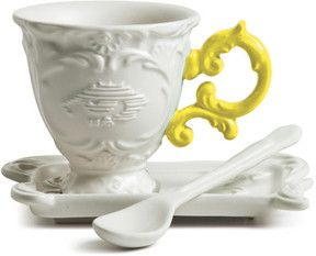 Seletti I-Ware Espresso Cup Yellow on shopstyle.ca
