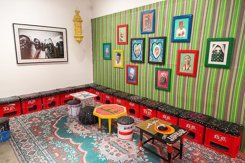 Hassan Hajjaj Kesh Angels Exhibitions Taymour Grahne
