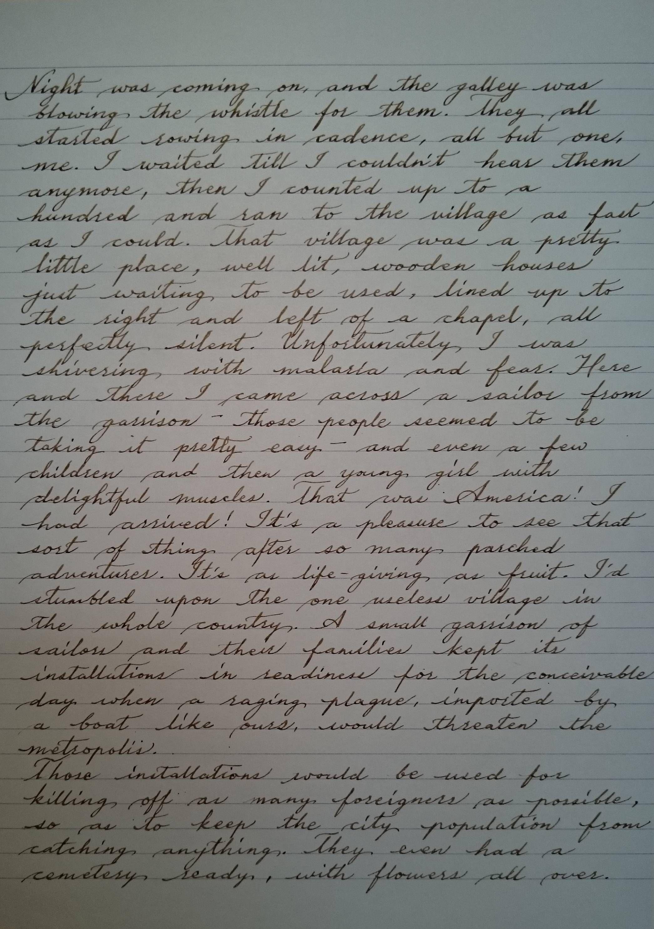 Pin By Shivam Saxena On Handwriting Pinterest Handwriting