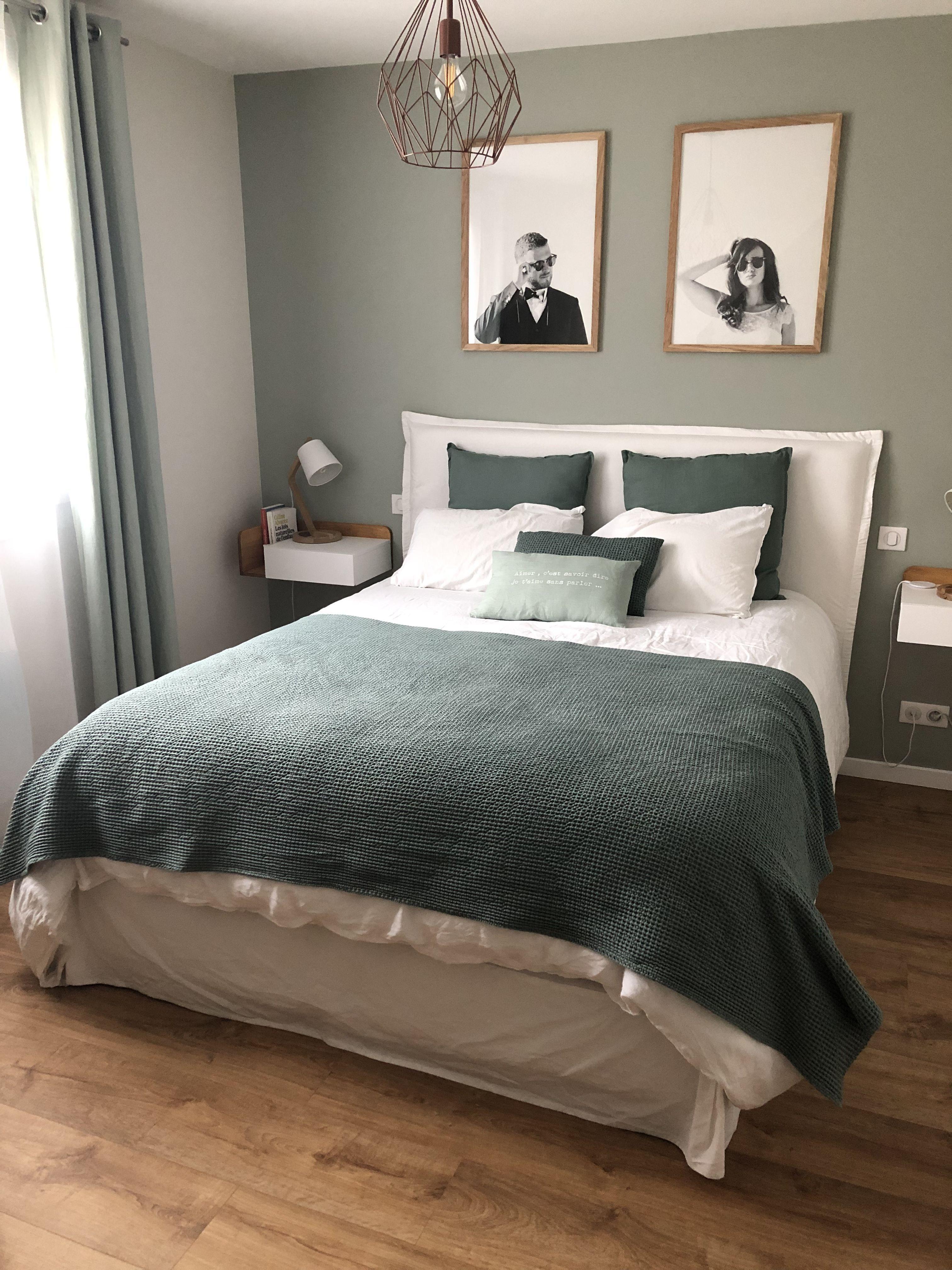 19+ Chambre peinture vert de gris inspirations