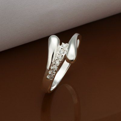 Stylish Adjustable  Finger Abstract Design Ring For Women #jewelry, #women, #men, #hats, #watches