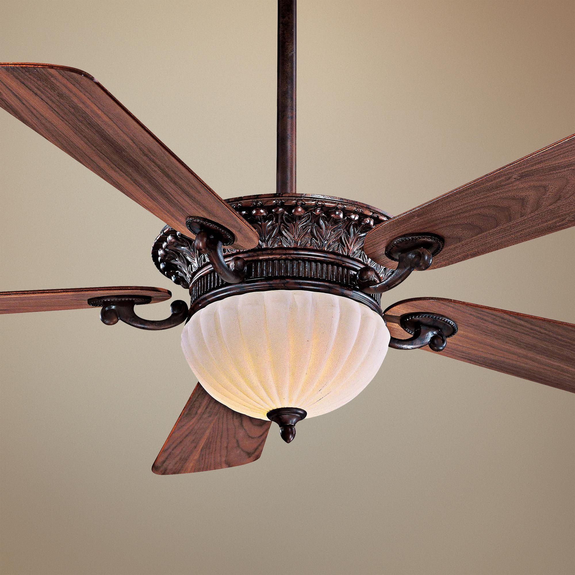 52 Minka Aire Volterra Bronze Ceiling Fan 96551 Lamps Plus Ceiling Fan Bronze Ceiling Fan Ceiling Fan With Light