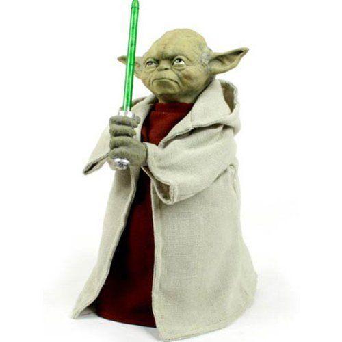 Star Wars Holiday Decor - Yoda Tree Topper by Kurt S Adler, http://www.amazon.com/dp/B0030A1ZME/ref=cm_sw_r_pi_dp_TAE5qb10N3MW3/189-4833168-3707657