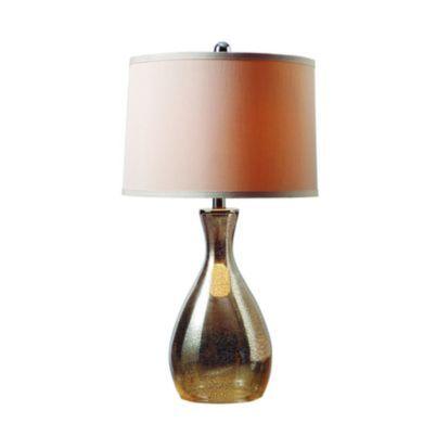 Gen lite mandalay antique mercury glass table lamp sears sears canada