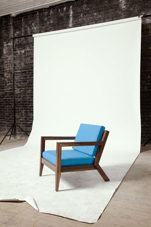 DISTILL LOUNGE CHAIR // Pare Furniture+Design // Billings