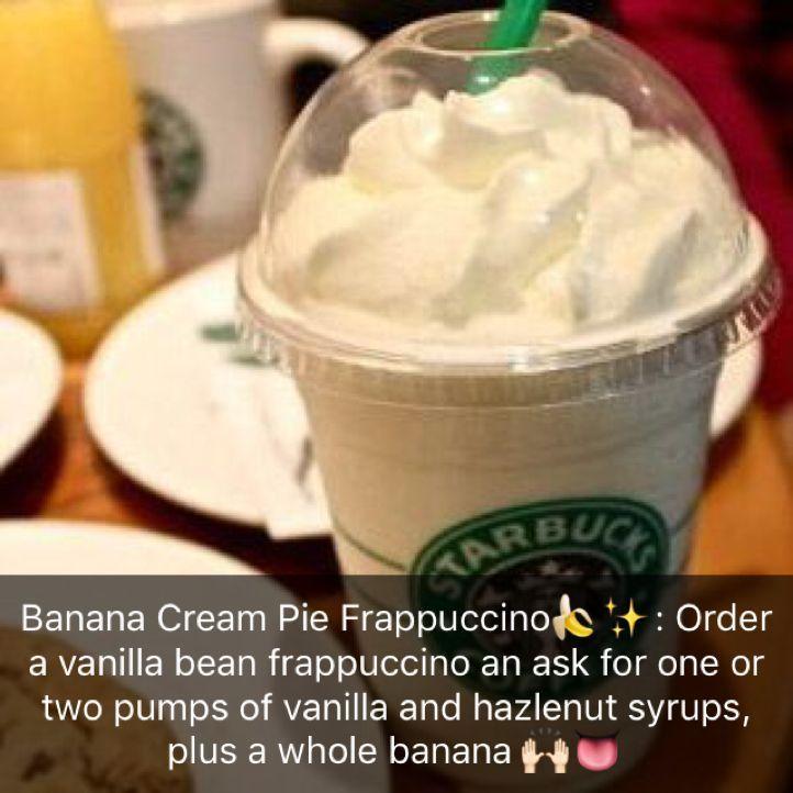 Secret Starbucks Recipes Check them out #starbuckssecretmenudrinks Secret Starbucks Recipes Check them out #starbuckssecretmenudrinksfrappuccino