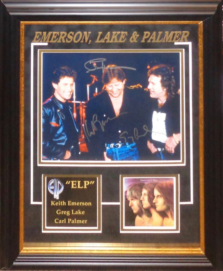 Antiquities LV - Emerson, Lake And Palmer Signed Photo, $1,095.00 (http://www.antiquitieslv.com/emerson-lake-and-palmer-signed-photo/)