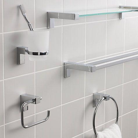 John Lewis Partners Square Bathroom Fitting Range At John Lewis Partners Fittings Bathroom Design Bathroom