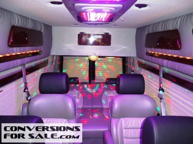 2013 Ford E250 Rocky Ridge 9 Passenger Presidential Conversion Van ... 0f7571677