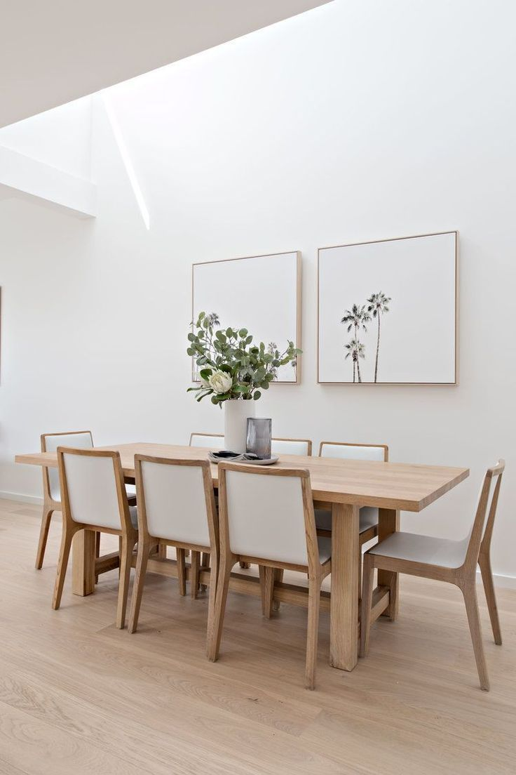 Shop The Look: White Dining Room Decor Edition