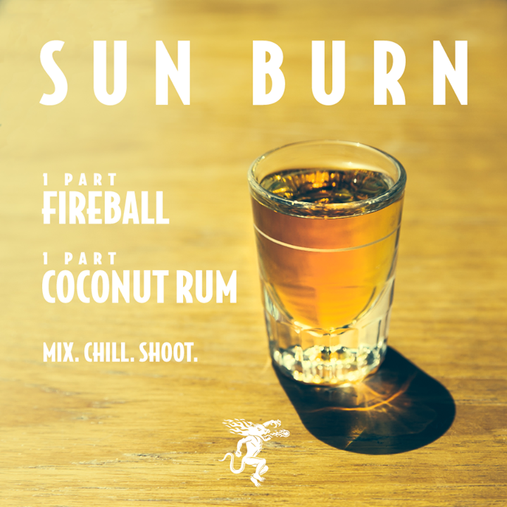 10 Awesome Fireball Shots To Try This Weekend
