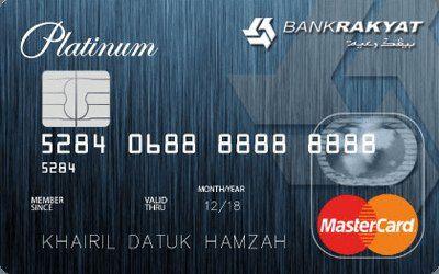 Dapatkan Kad Kredit Bank Rakyat