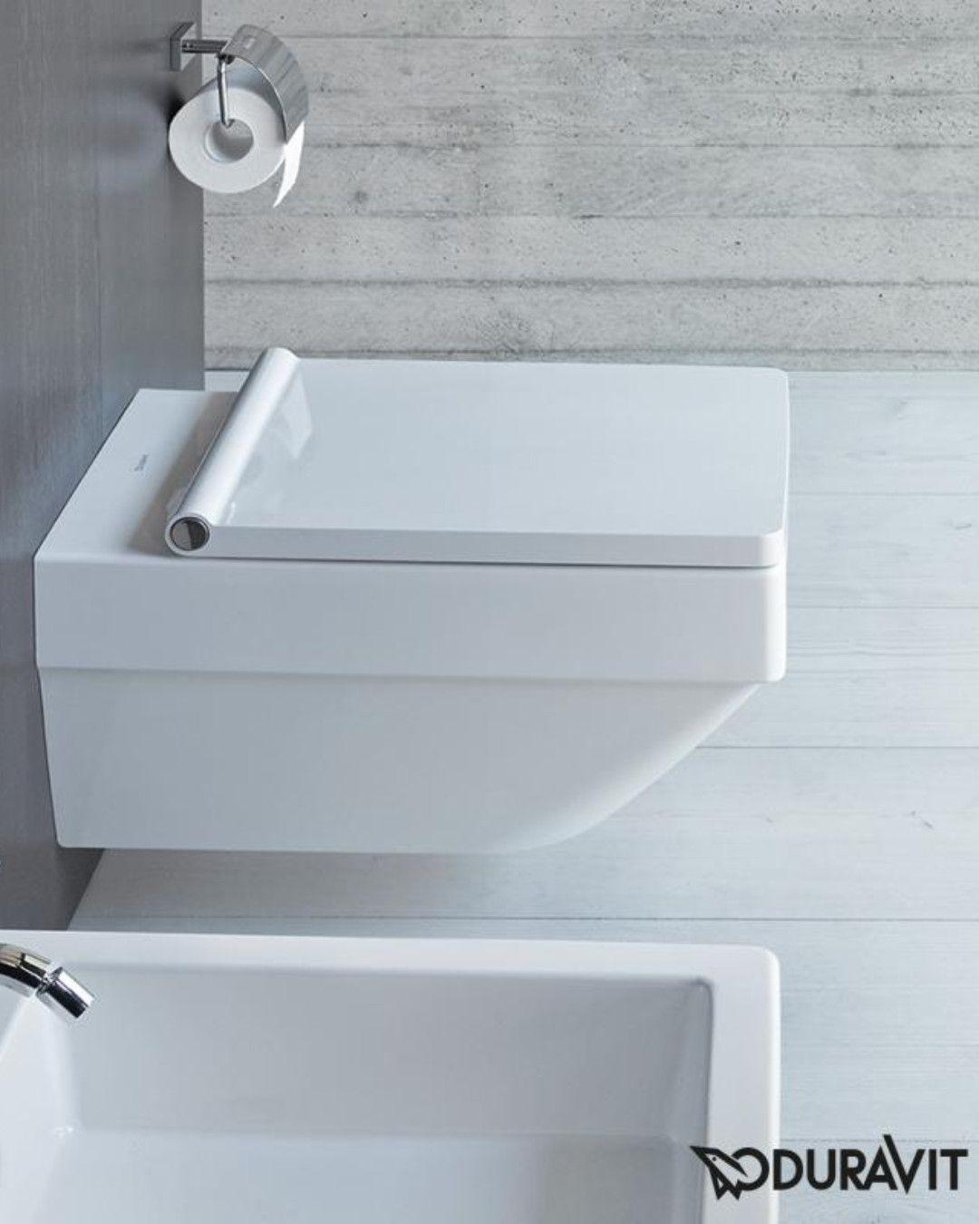 Duravit Vero Air Freuen Sie Sich Bei Diesem Wand Tiefspul Wc Auf Eine Aussergewohnliche Optik Und Ein Hohes Mass An Hygiene Fur Ihr Bad Duravit Stand Wc Wc Sitz