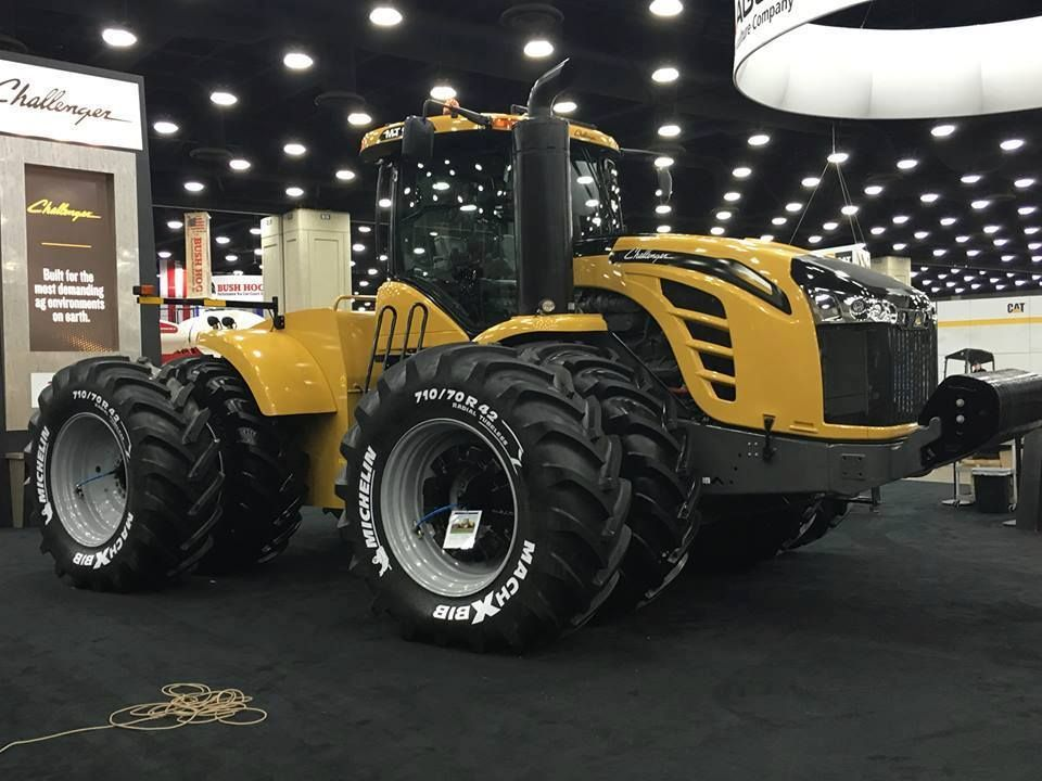 Cat Challenger Tractor The Farm Tractors John Deere