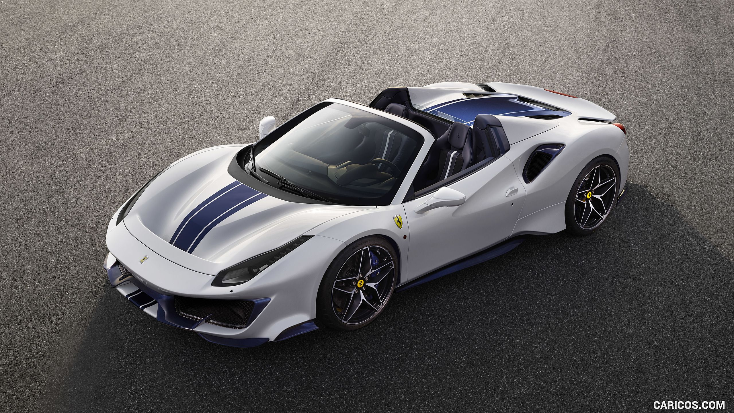 2019 Ferrari 488 Pista Spider With Images Ferrari 488 Ferrari