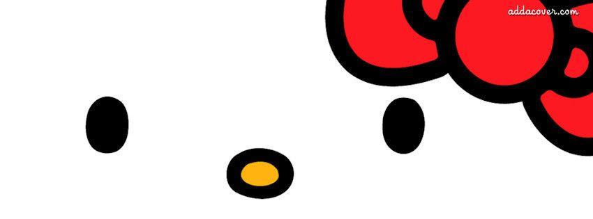 Hello Kitty Facebook Cover