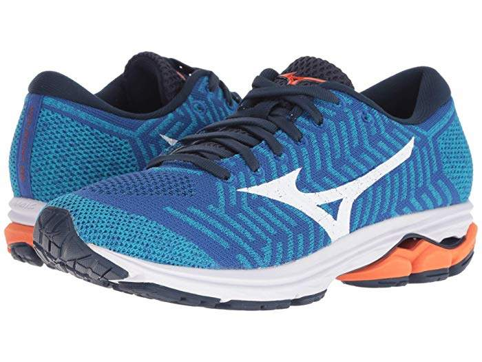 Mizuno Wave Rider 22 Knit in 2019 | Running shoes for men